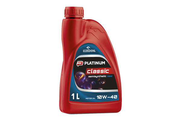 Orlen Oil Platinum Classic Semisynthetic New 10W-40