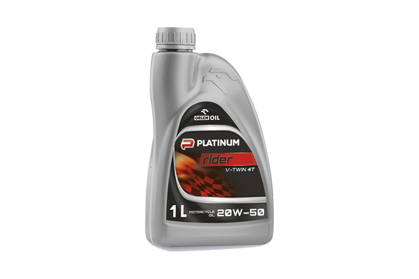 Orlen Oil Platinum Rider V-Twin 4T 20W-50