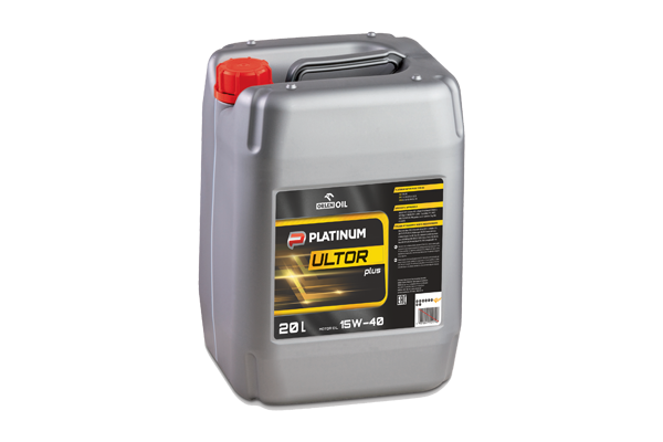 Orlen Oil Platinum Ultor Plus 15W-40