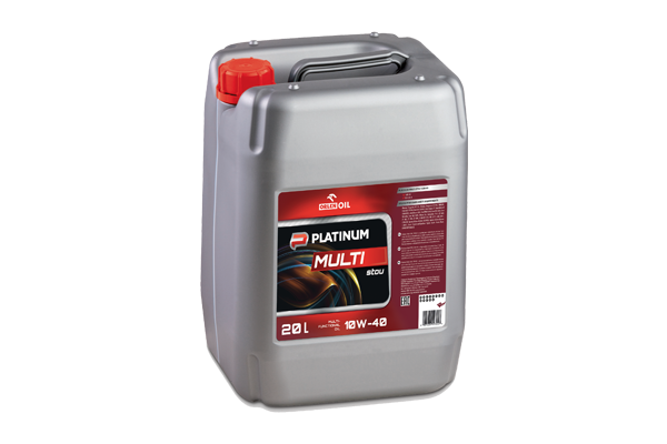 Orlen Oil Platinum Multi Stou 10W-40