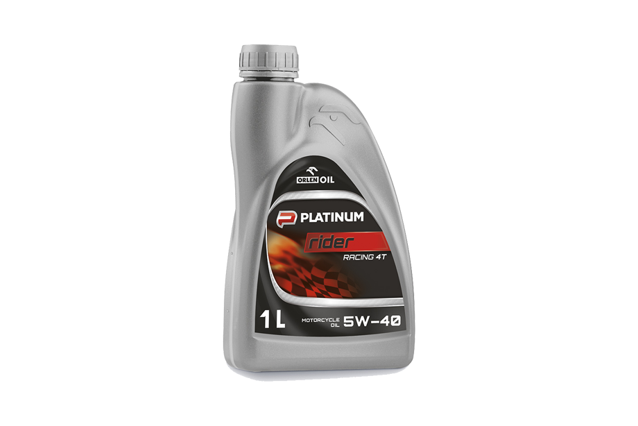 Orlen Oil Platinum Rider Racing 4T 5W-40