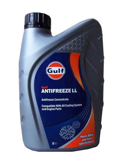 Gulf Antifreeze LL