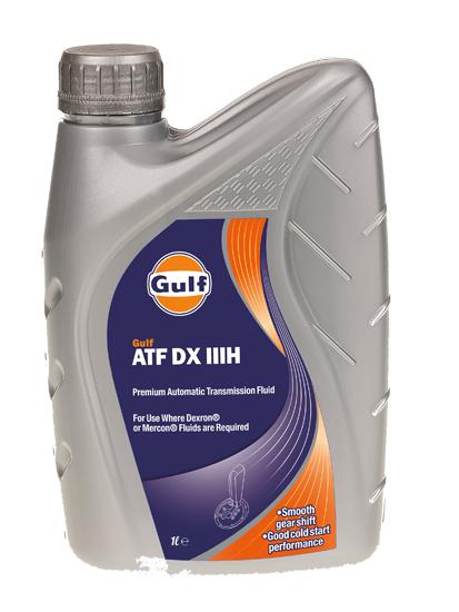 Gulf ATF DX IIIH