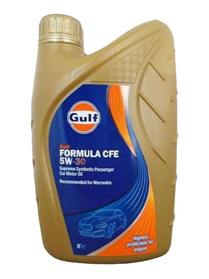 Gulf Formula CFE 5W-30