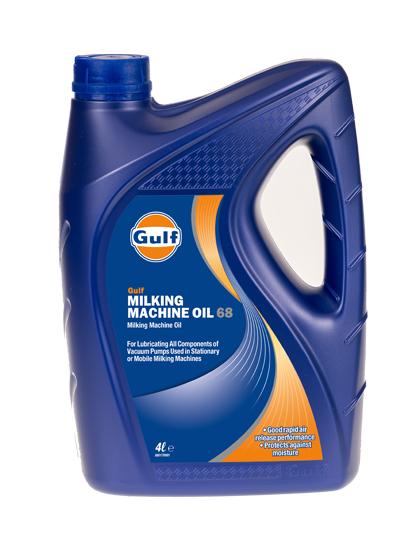 Gulf Milking Machine oil 68