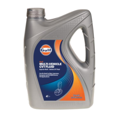 Gulf Multi Vehicle CVT Fluid