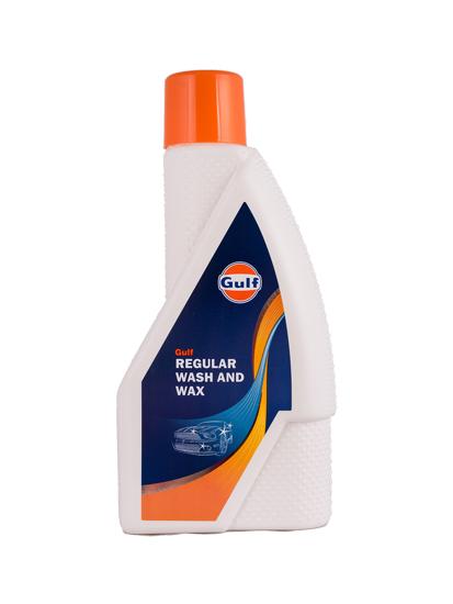Gulf Regular Wash And Wax