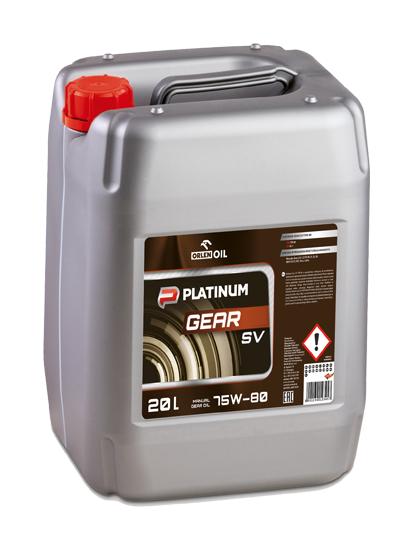Orlen Oil Platinum Gear SV 75W-80