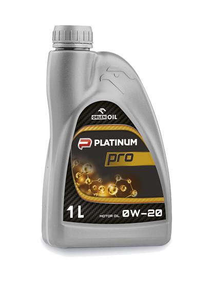 Orlen Oil Platinum PRO 0W-20
