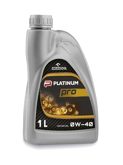 Orlen Oil Platinum PRO 0W-40