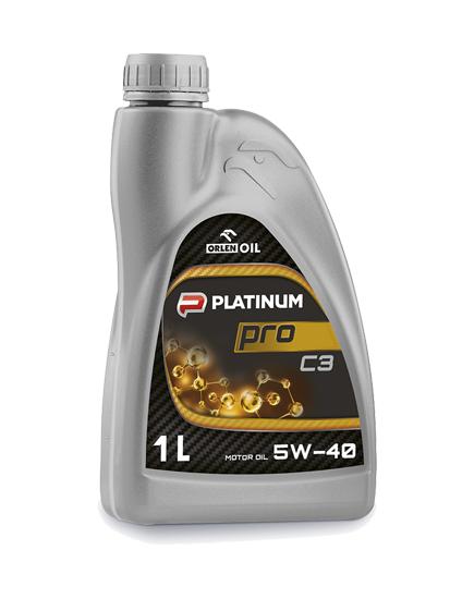 Orlen Oil Platinum PRO C3 5W-40