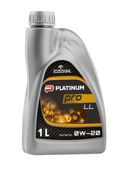 Orlen Oil Platinum PRO LL 0W-20